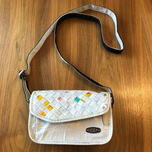 Keen Small Crossbody Recycled Materials